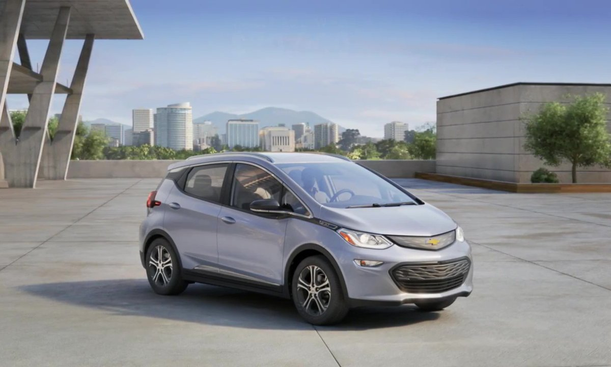 Chevrolet Bolt 2016 : présentation officielle