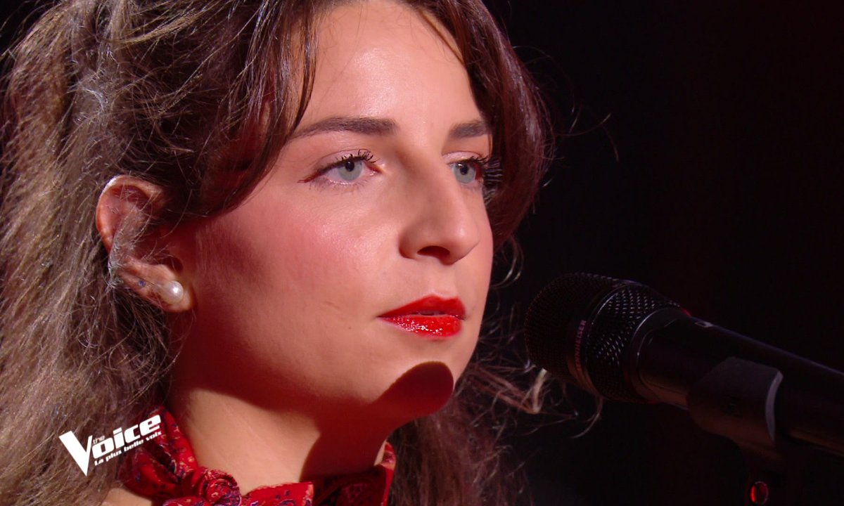 "The Voice 2021 - Chiara chante ""Rise up"" de Andra Day"