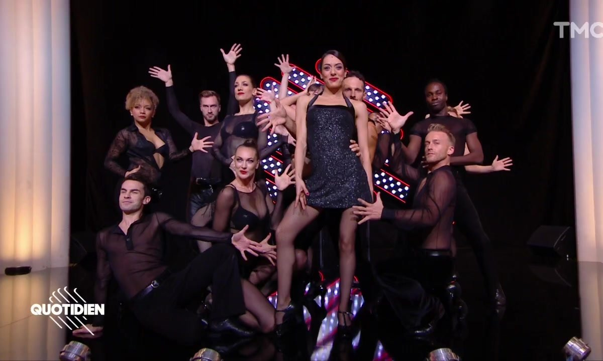 """Chicago le musical : """"All that jazz"""" en live pour Quotidien"""