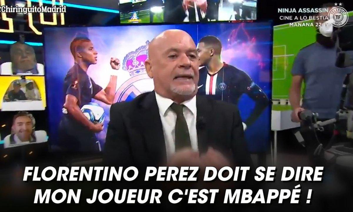 VIDEO - La TV espagnole supplie le Real de recruter Mbappé