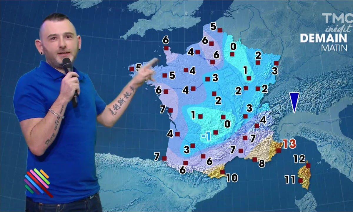 La météo du 10 octobre