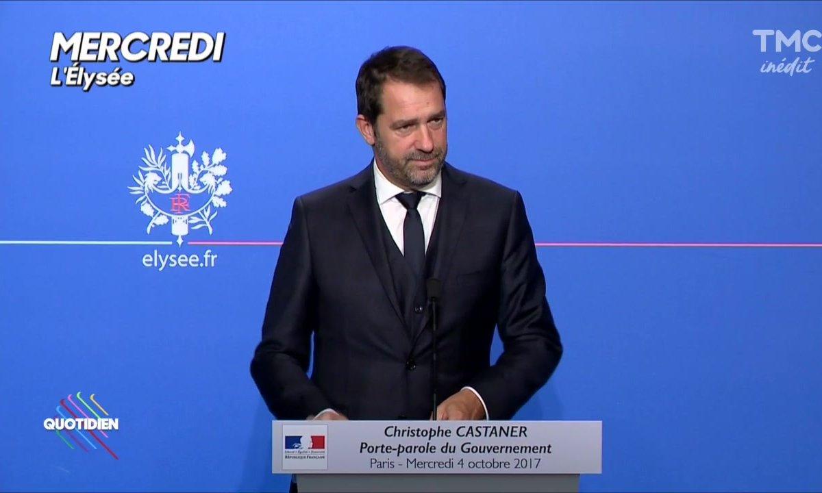 Christophe Castaner : Paroles, paroles et paroles