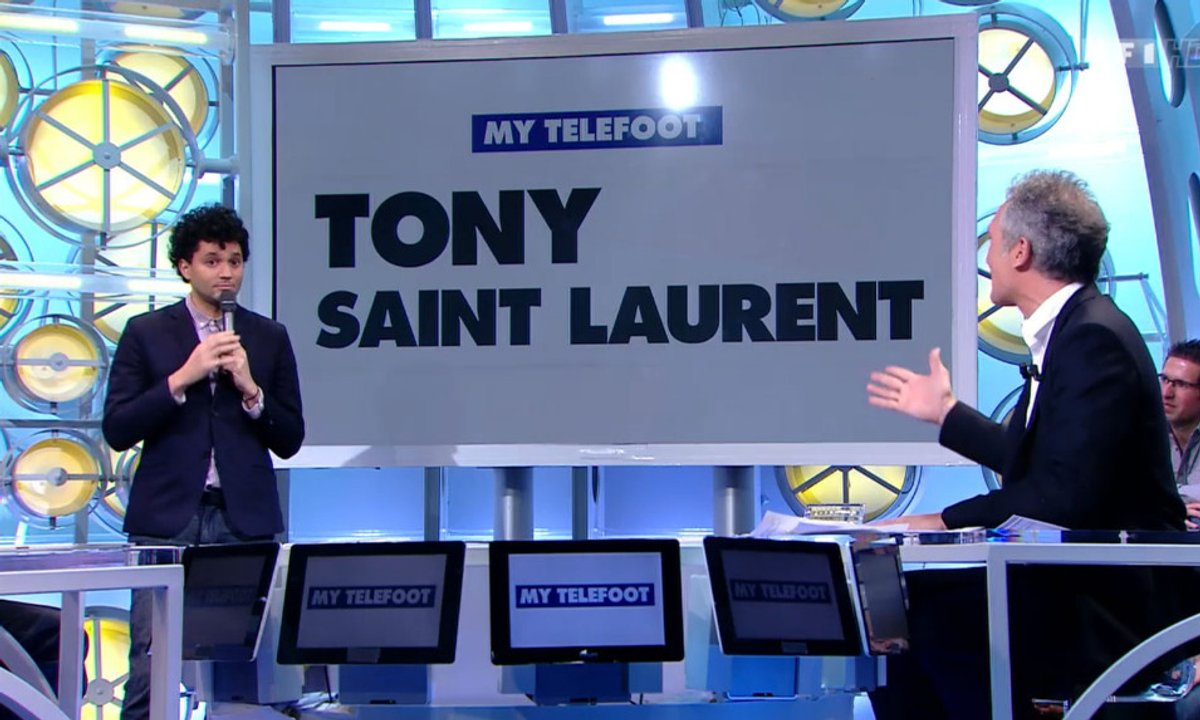 MyTELEFOOT – Tony Saint Laurent : chronique du 26 janvier 2014