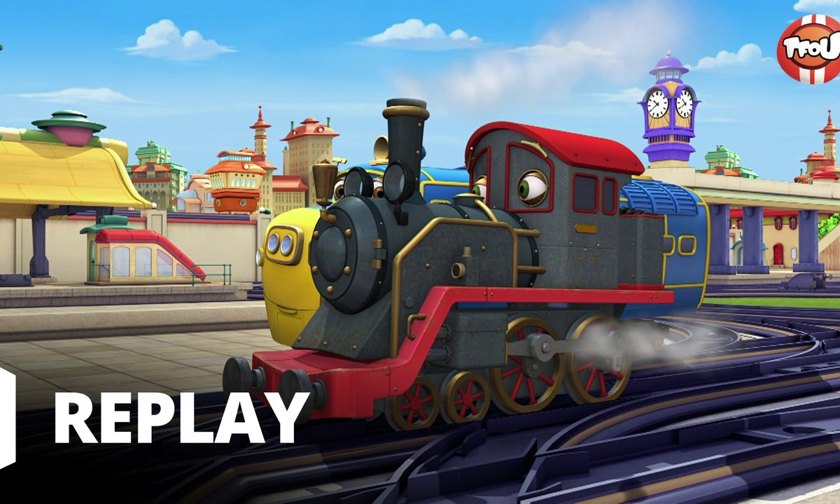 Chuggington - Radio Chuggington