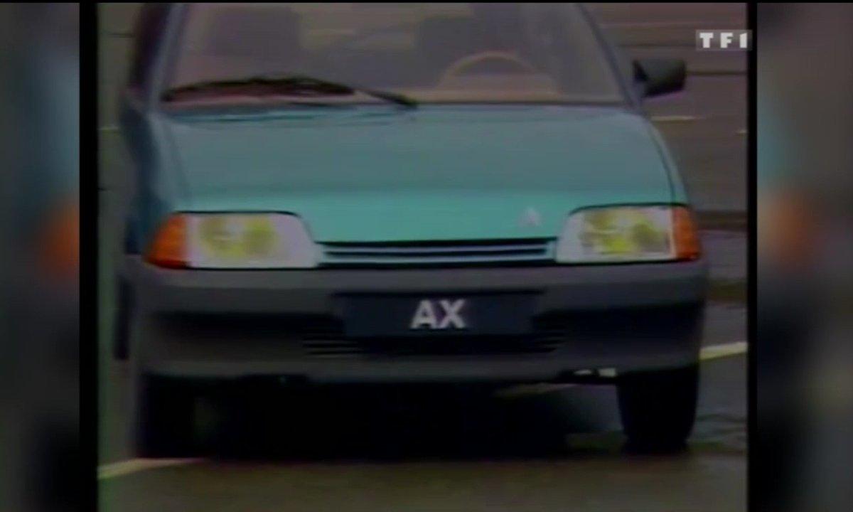 Présentation de la Citroën AX – Automoto 24 mai 1986