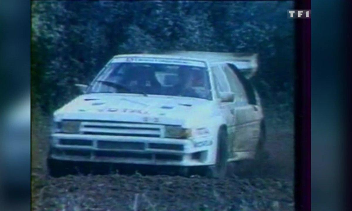 Citroën abandonne le rallye – Automoto 5 juillet 1986