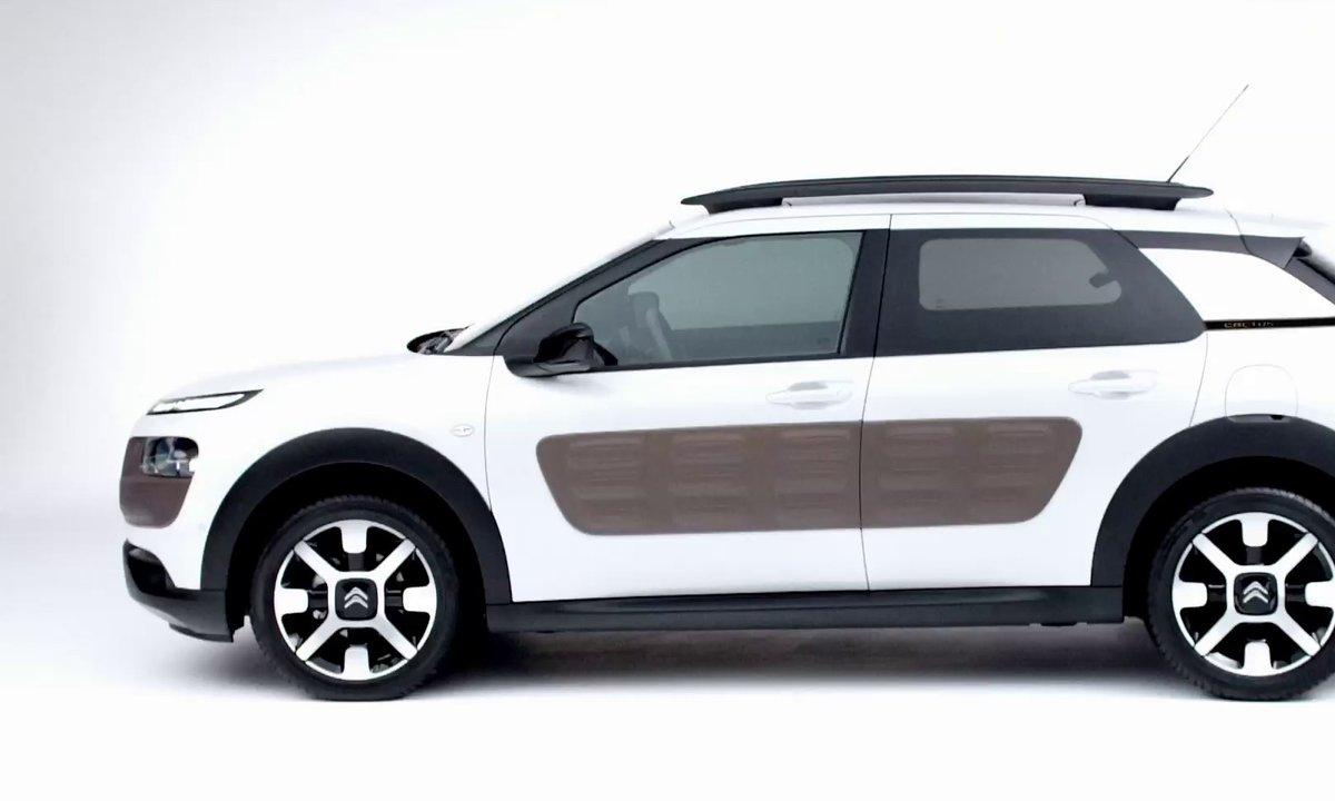 Citroën C4 Cactus 2014 : présentation officielle