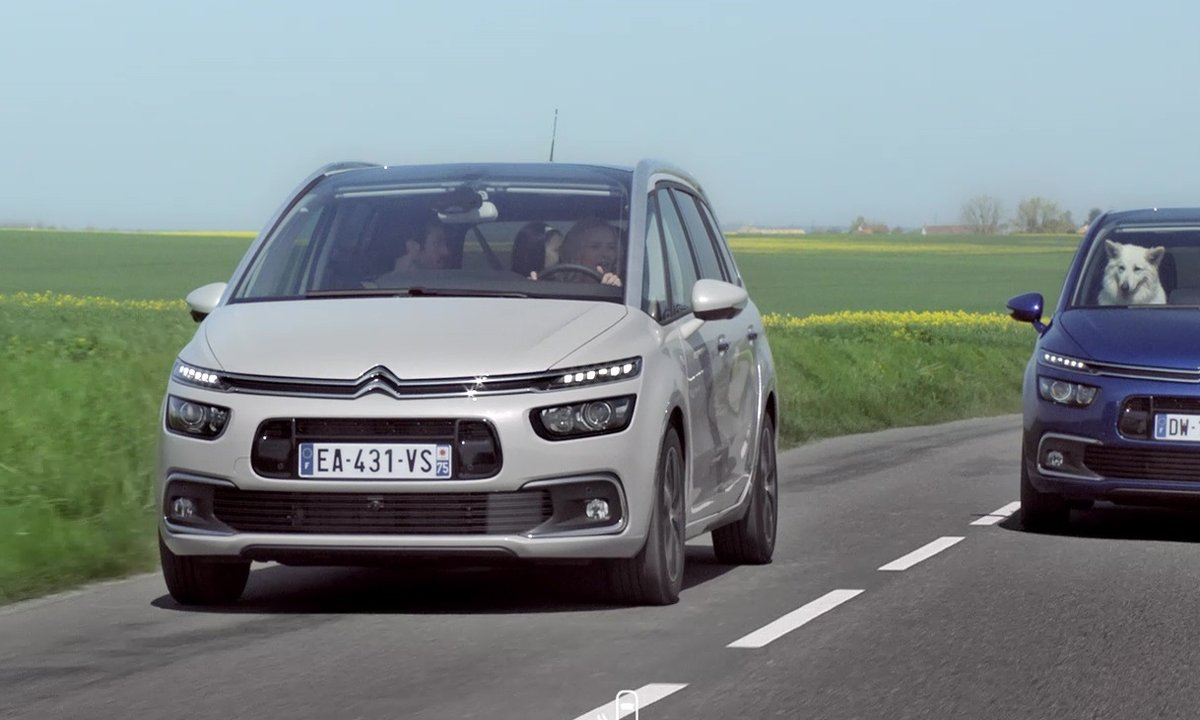 Citroën C4 Picasso 2016 : présentation officielle