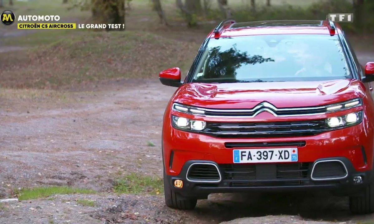 Citroën C5 Aircross : Le Grand Test !