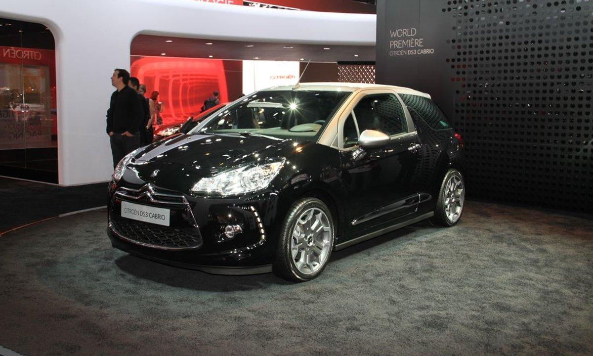 Mondial de l'Auto 2012 : les nouveautés à ne pas manquer !