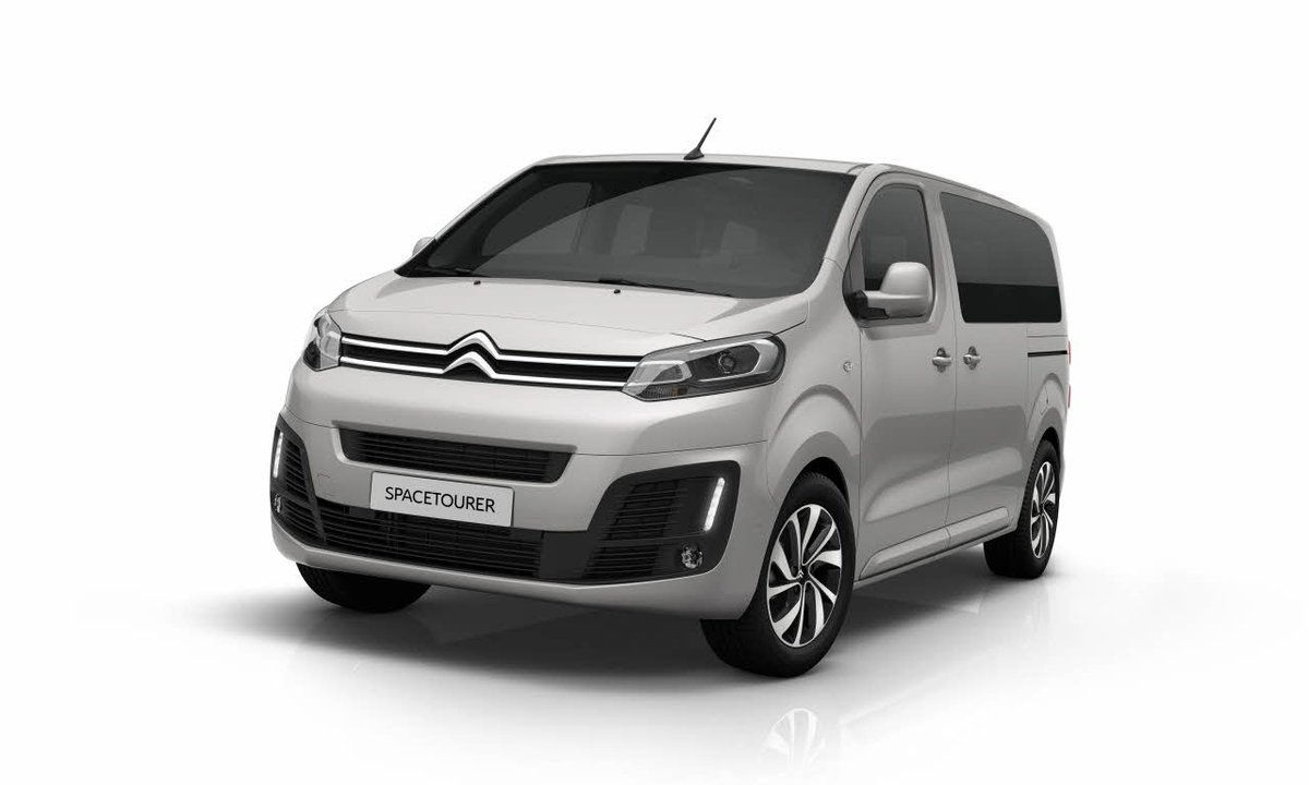 Citroën Space Tourer 2016 : présentation officielle