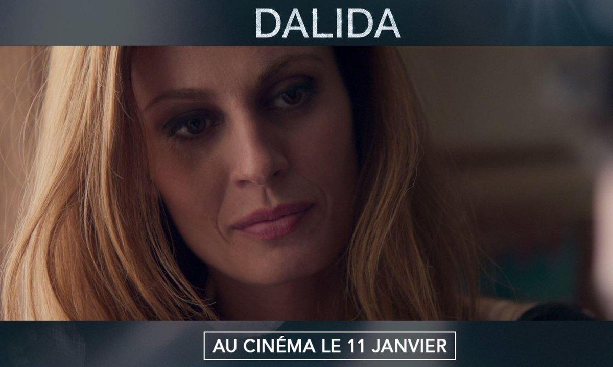 Découvrez la bande-annonce du biopic Dalida