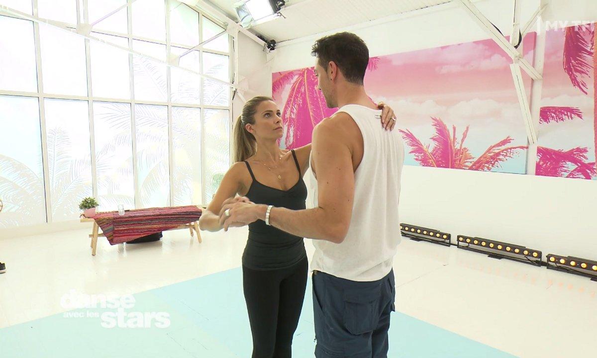Clara Morgane : « Pour la première danse, j'aimerais faire un tango ! »
