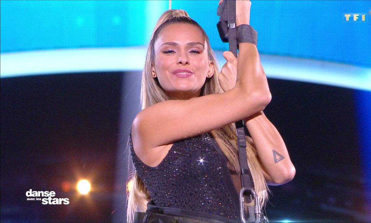 DALS - Clara Morgane et Maxime Dereymez - Samba - Ariana Grande (Problem)