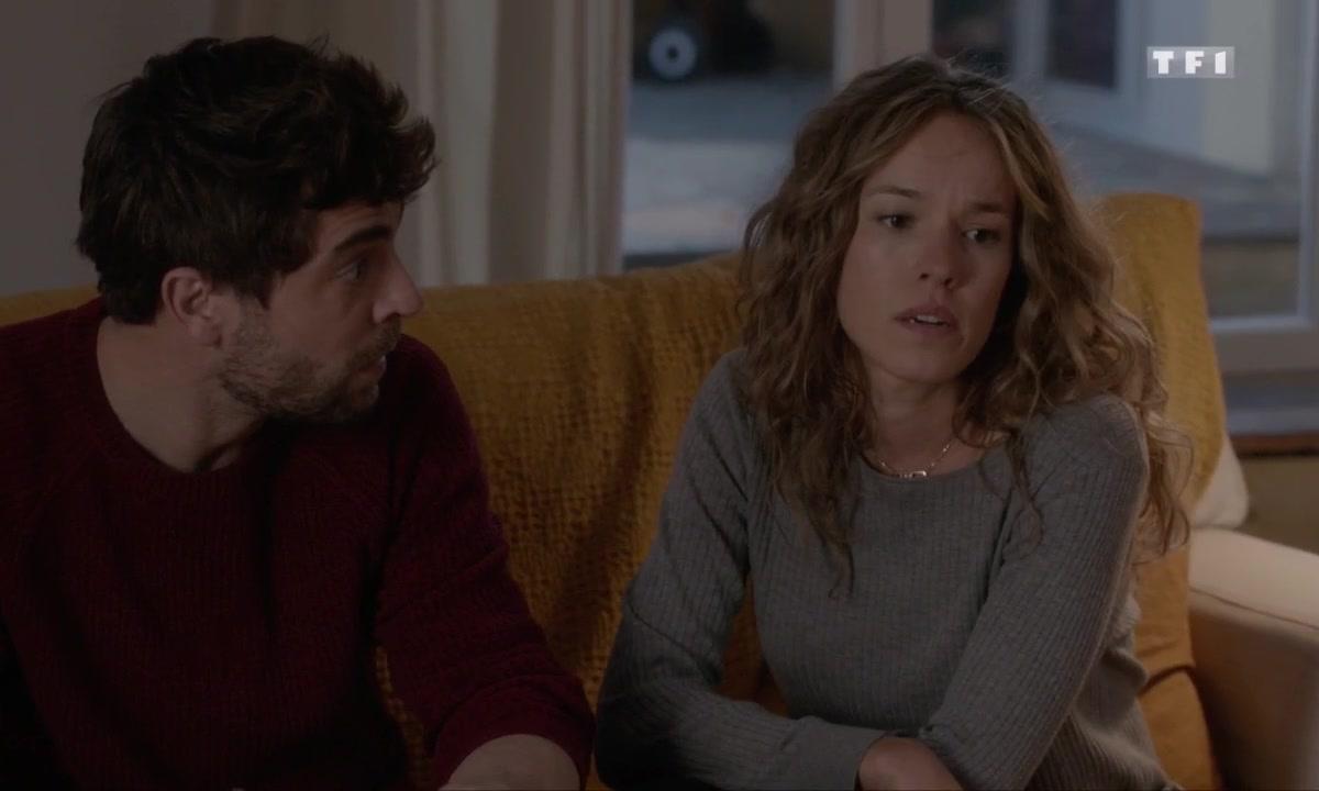 Alyzée a menti à Adrian: elle ne souhaite pas de 2e enfant (S08E07)