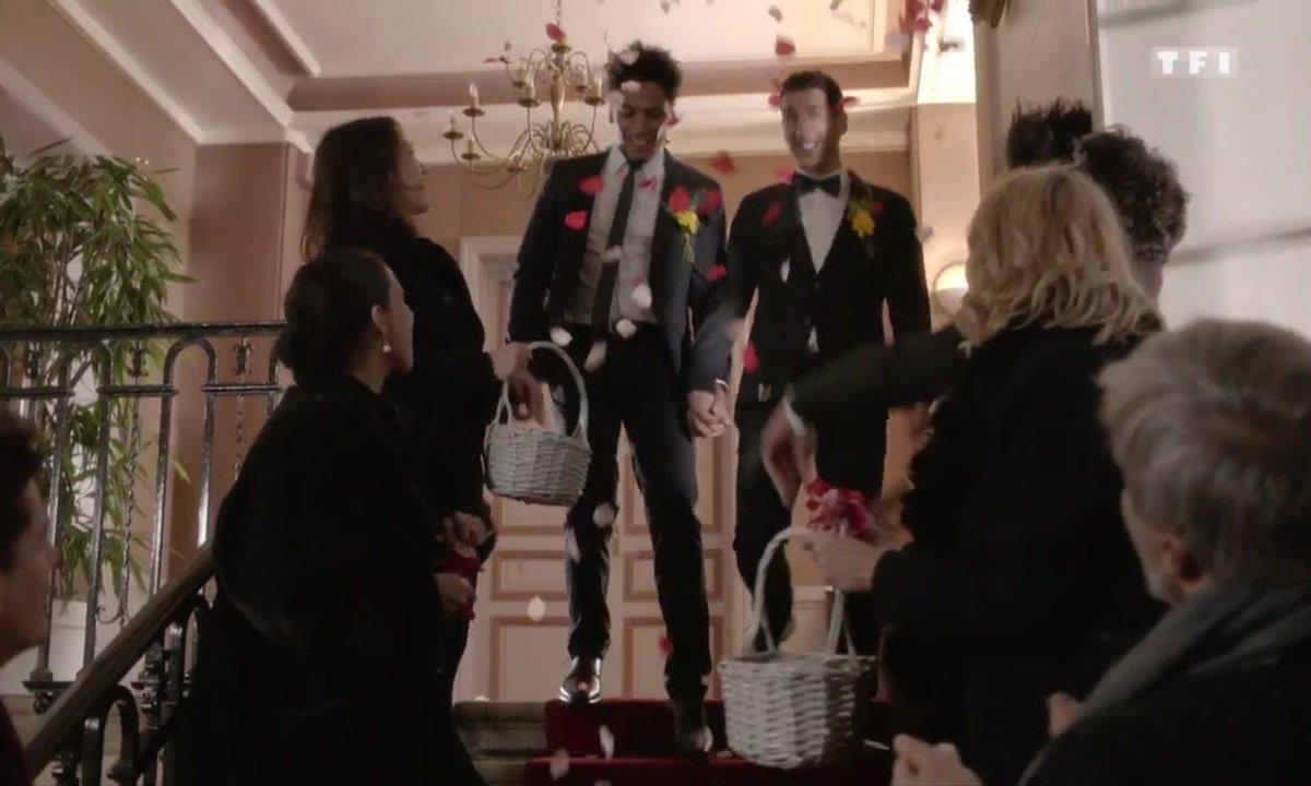 Aurélien et Hicham se disent « Oui » ! (S08E10)