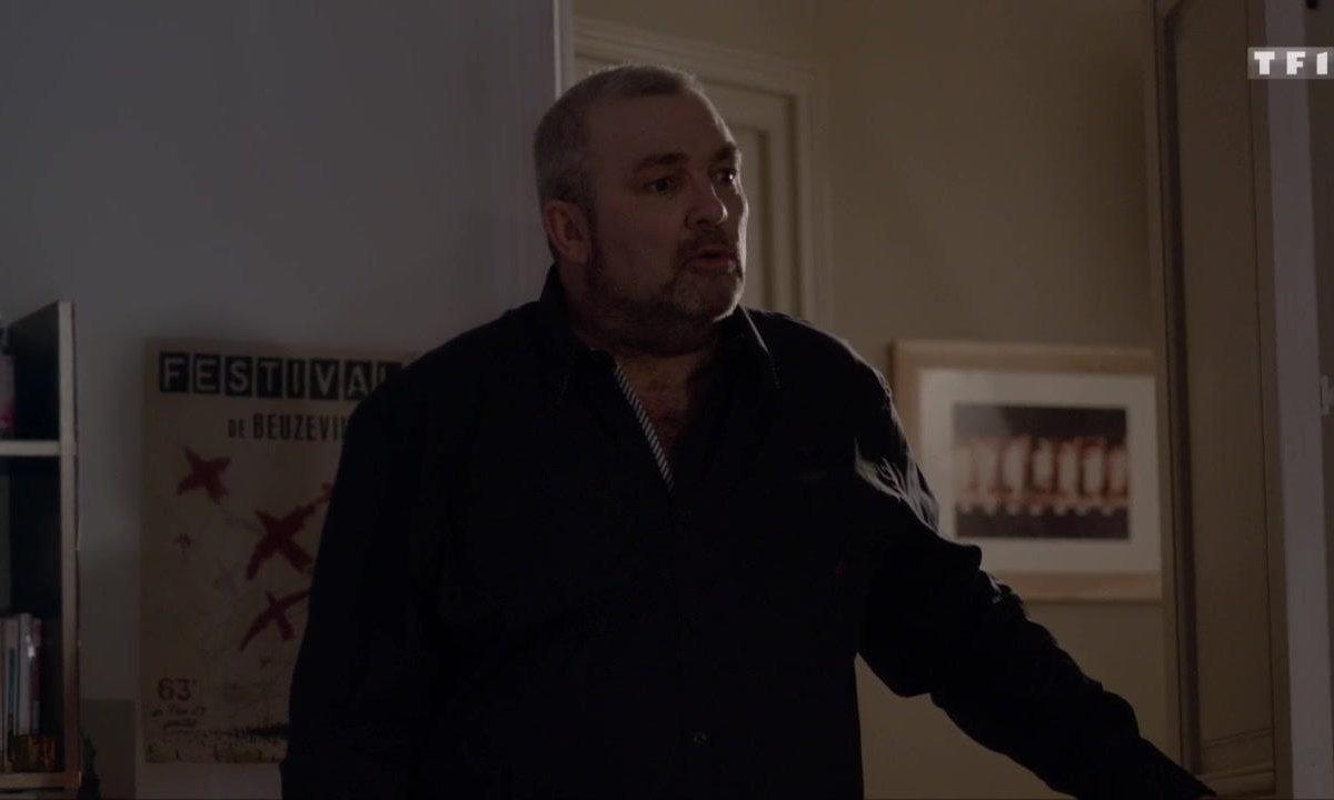 Jean-Paul surprend Ben dans le lit de Salomé (S08E07)