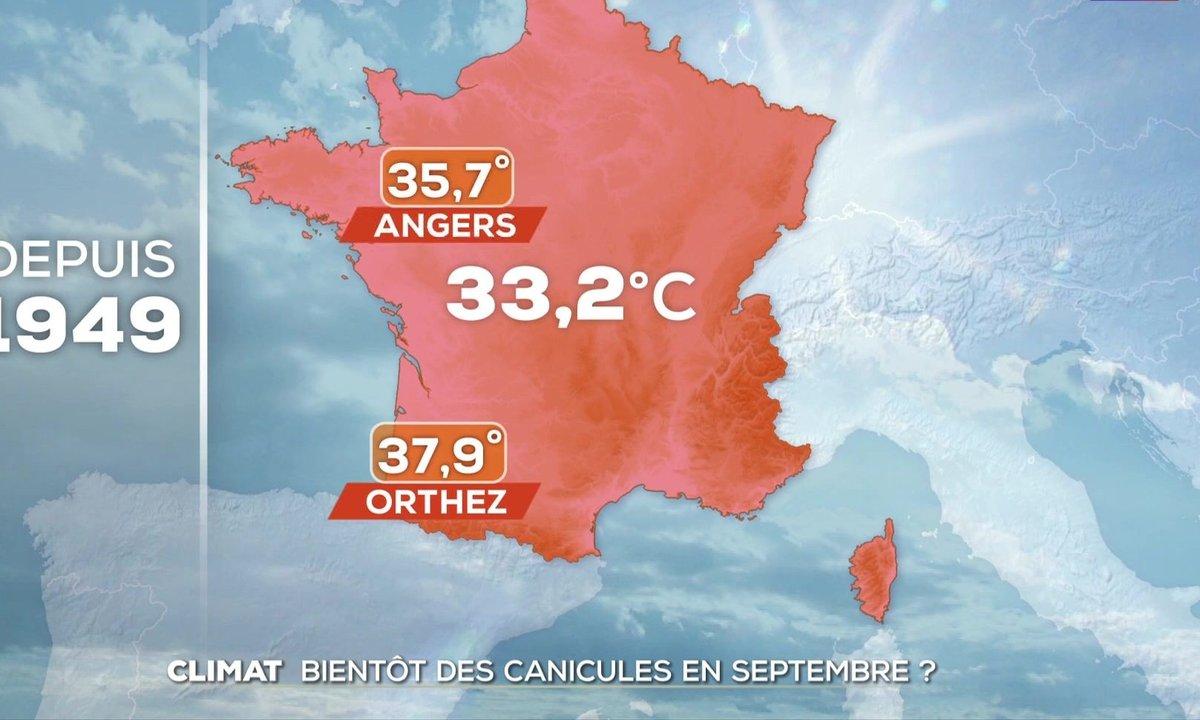 Climat : bientôt des canicules en septembre ?