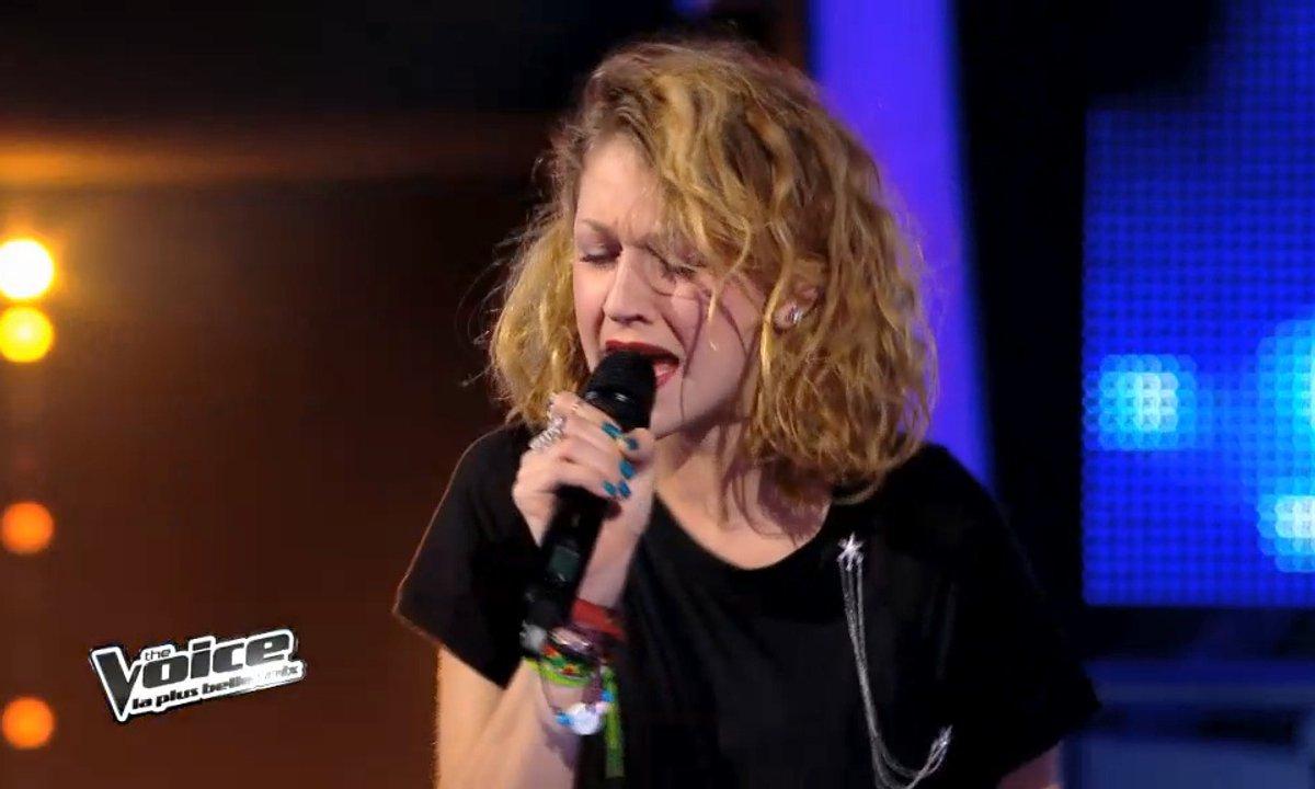 Cloé - Hung Up (Madonna) (saison 03)