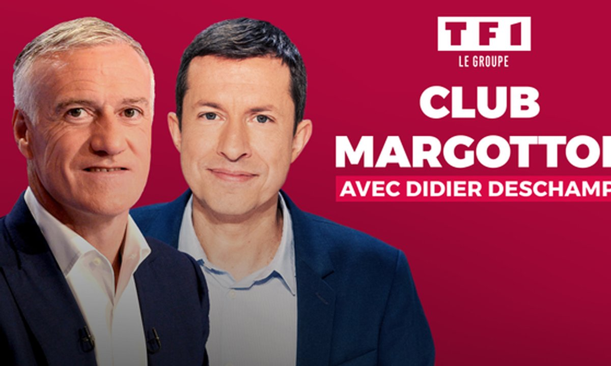 Club Margotton - Didier Deschamps, l'excellence sinon rien