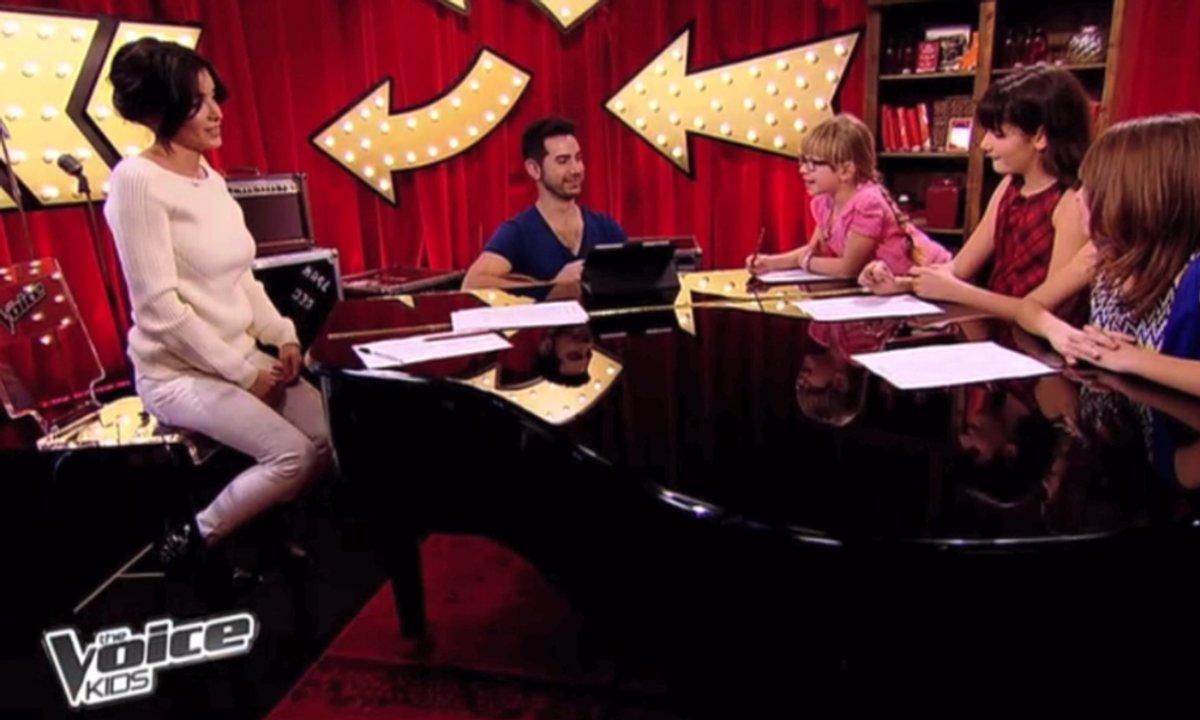 The Voice Kids, exclu MYTF1 : Moments de partage entre Gloria et Jenifer !