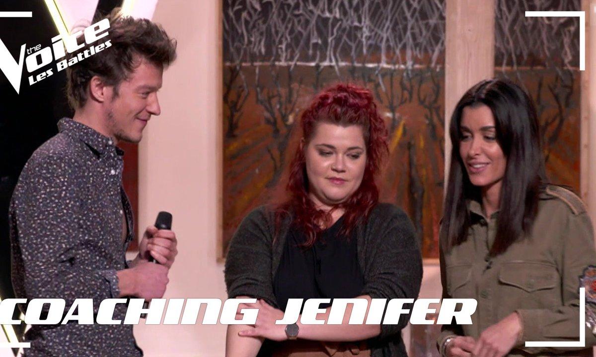 COACHING Jenifer - BATTLE Sherley VS Sidoine, leur fragilité mise à dure épreuve