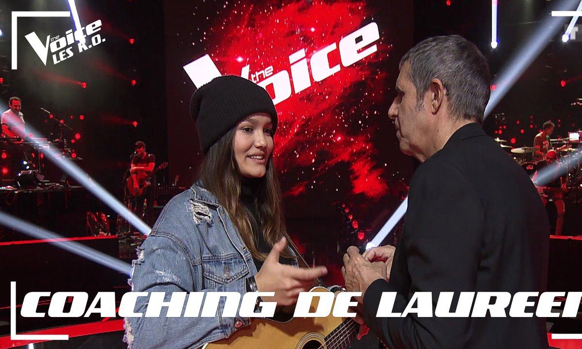 COACHING LAUREEN : Julien Clerc « Ne laisse pas tomber tes H »