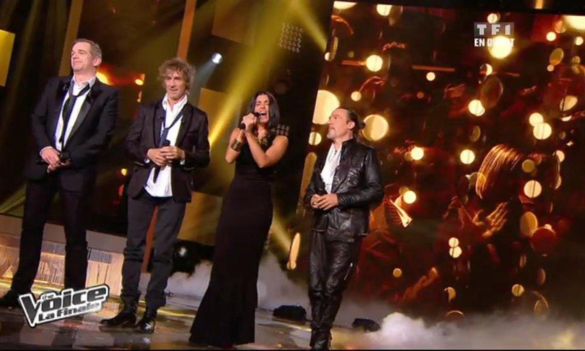 Garou & Louis Bertignac & Florent Pagny & Jenifer - Je suis venu te dire que je m'en vais (Serge Gainsbourg) (saison 01)