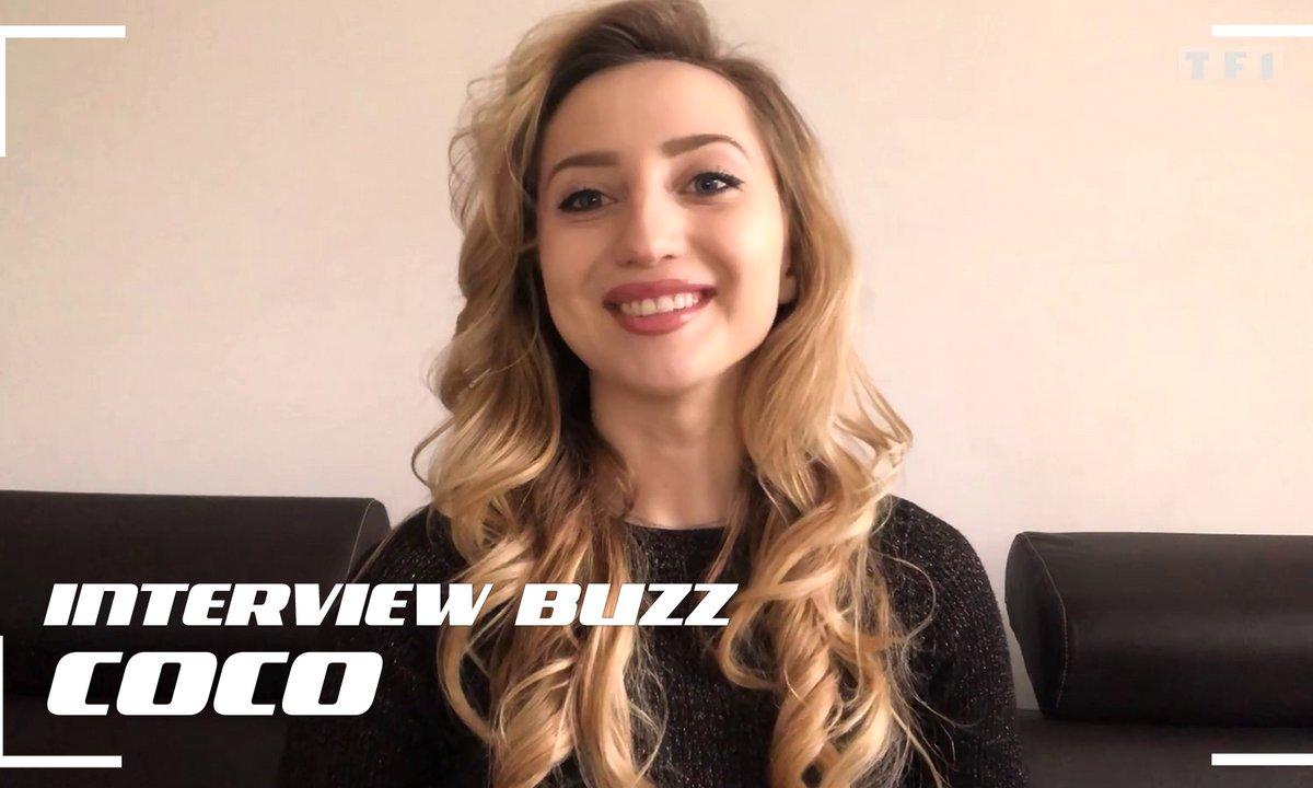 "Coco, son interview BUZZ : ""J'ai fait le Coco Show !"""