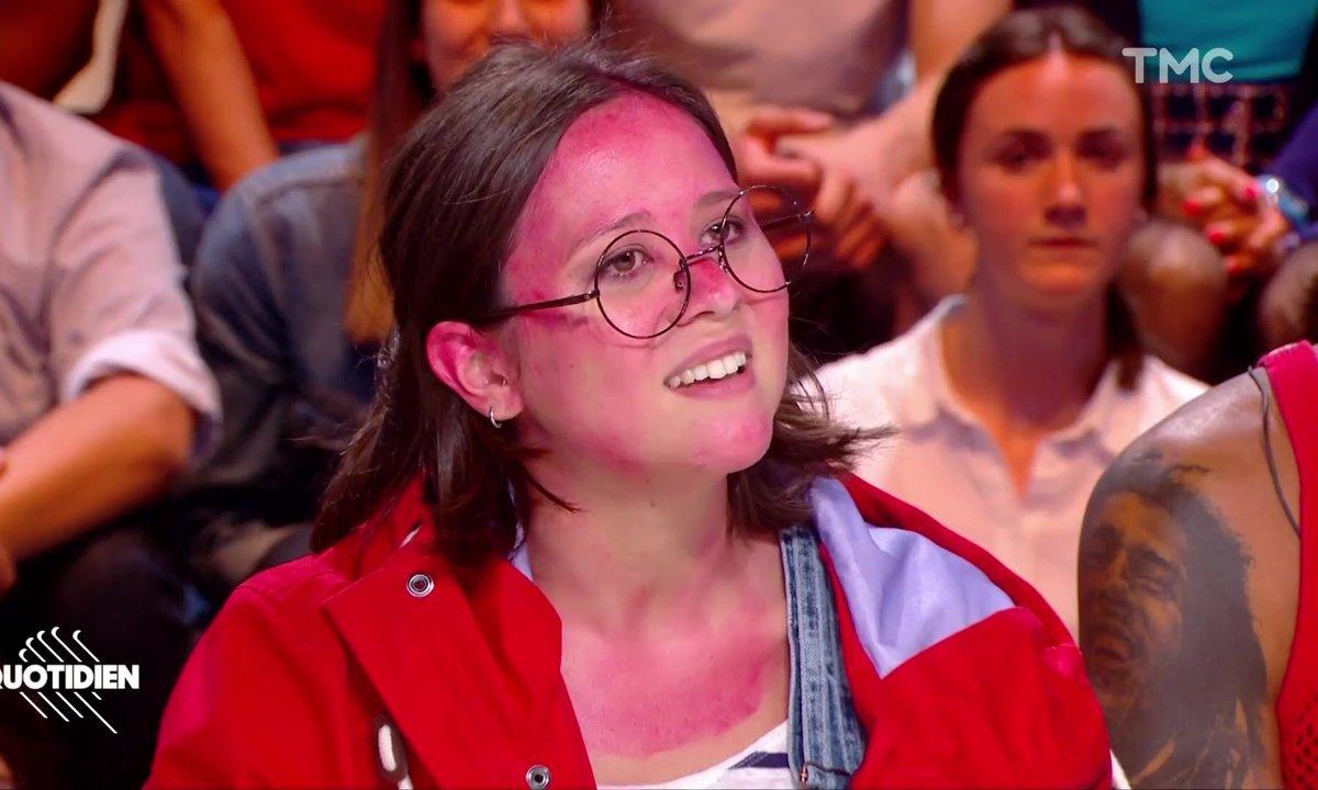 Coline Bertrand revient d'Amazonie (Laura Felpin)