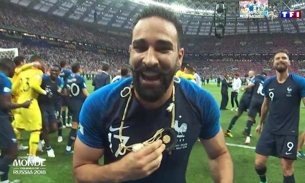 """Adil Rami : """"L'Équipe de France, c'est terminé pour moi !"""""""