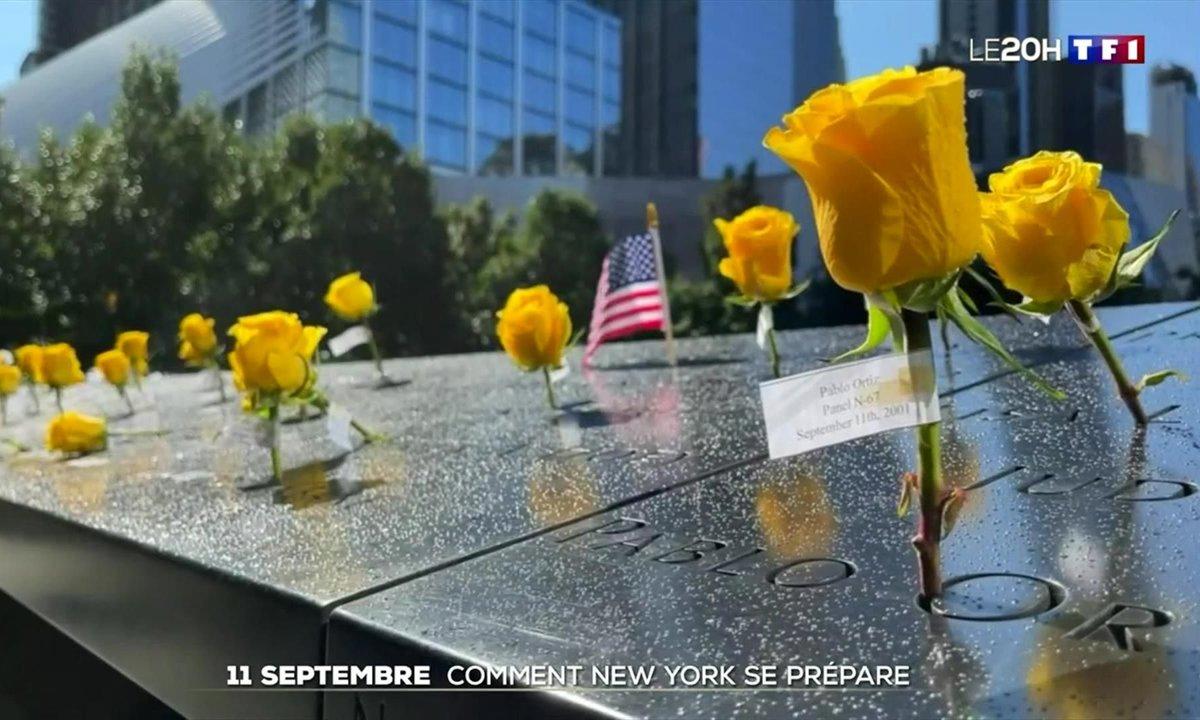 Commémoration du 11 septembre : comment New York se prépare