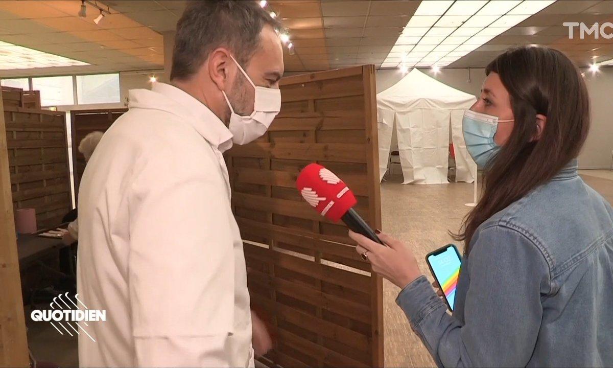 Comment est gérée la campagne vaccinale dans les villes ? Rencontre avec le maire-médecin Guy Lefrand