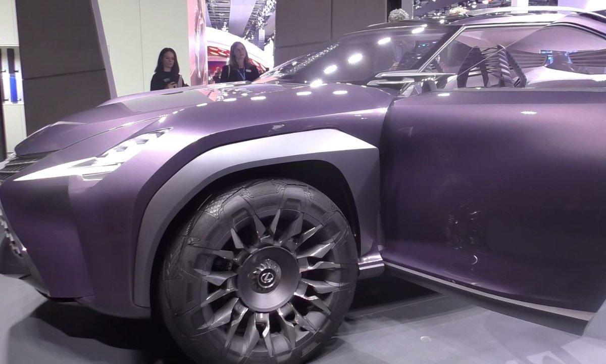 Mondial de l'Auto 2016 - Top 5 : Les plus beaux concept-cars