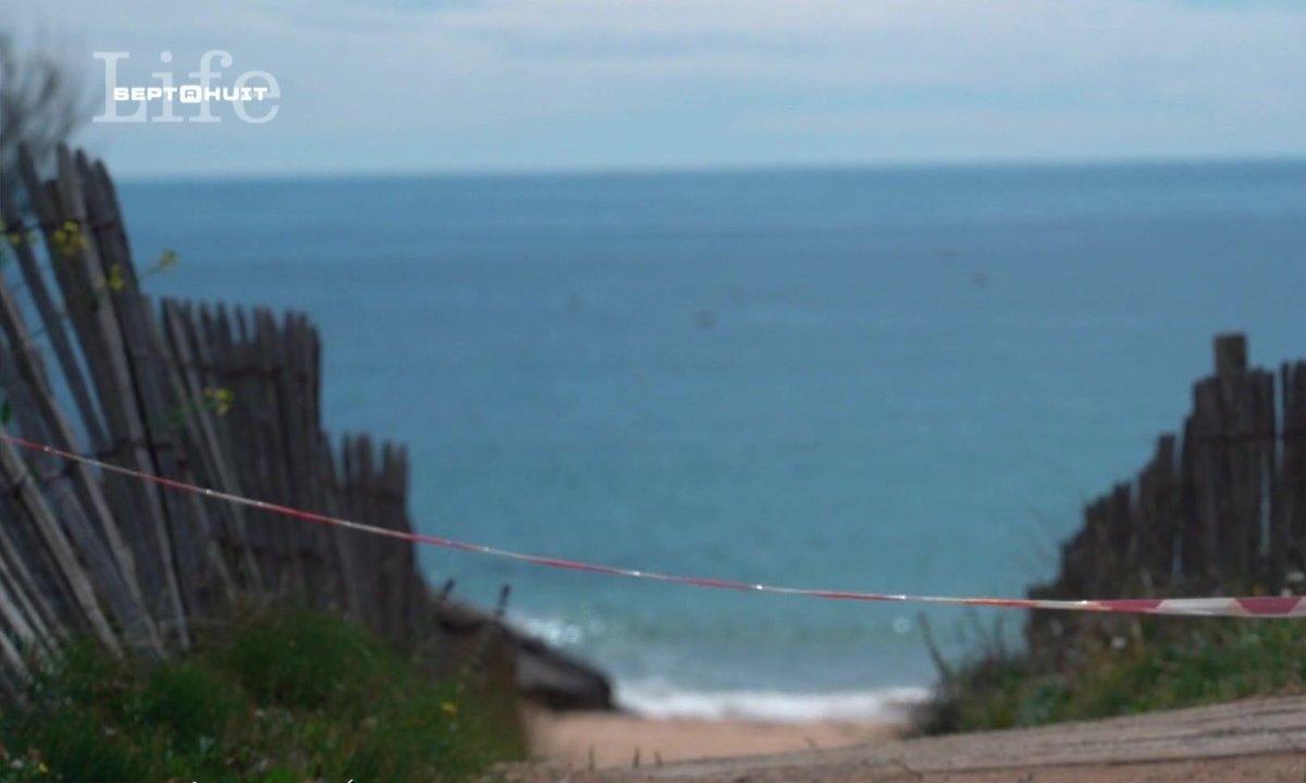 Confinement : l'Île-d'Yeu cloîtrée