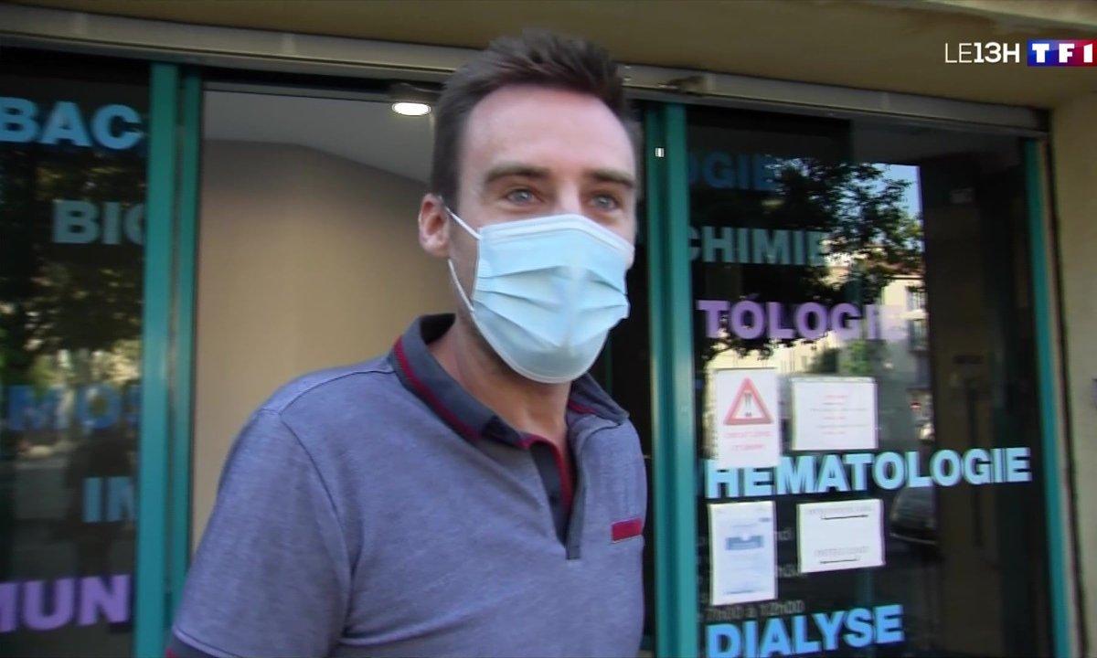 Coronavirus : le port du masque devient obligatoire dans 27 communes autour de Marseille
