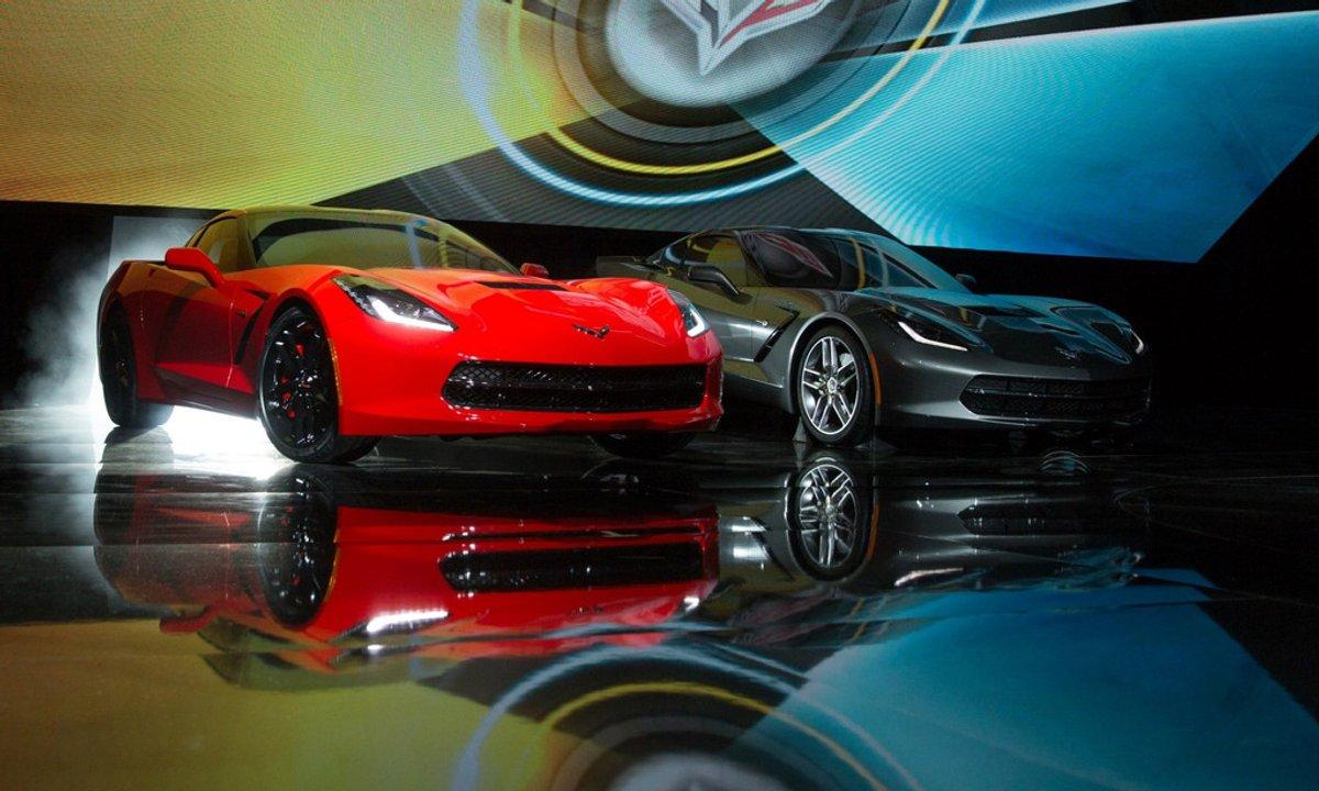 Plein Phare - Salon de Détroit 2013, le show automobile américain