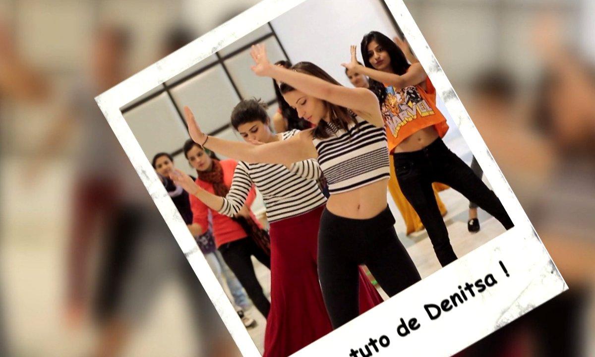 Apprenez à danser le Bollywood  avec Denitsa !