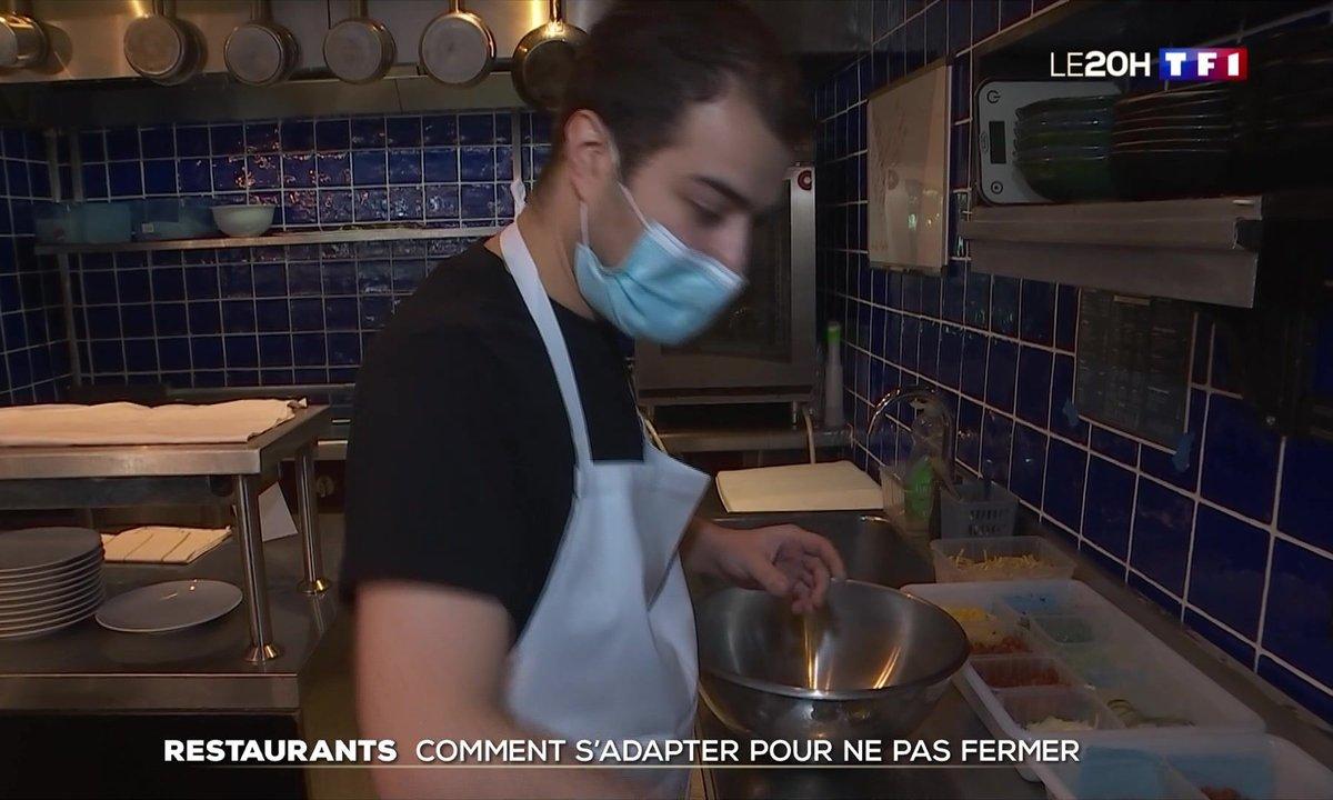 Couvre-feu : les restaurateurs s'adaptent pour survivre