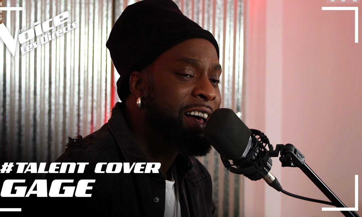 [Soprano] Gage | The Weeknd ft. Daft Punk  | I Feel It Coming | Cover Talent