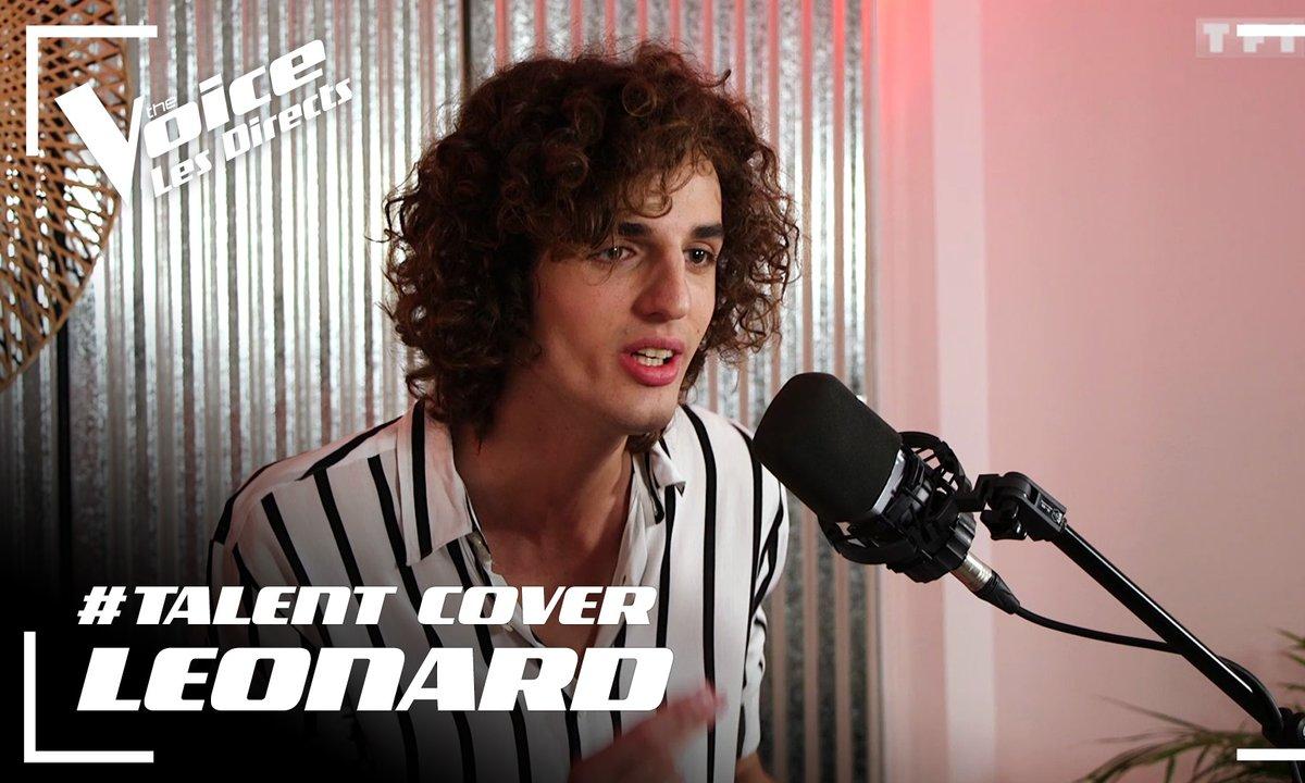 [Julien Clerc] Léonard | Nat King Cole | L-O-V-E | Cover Talent