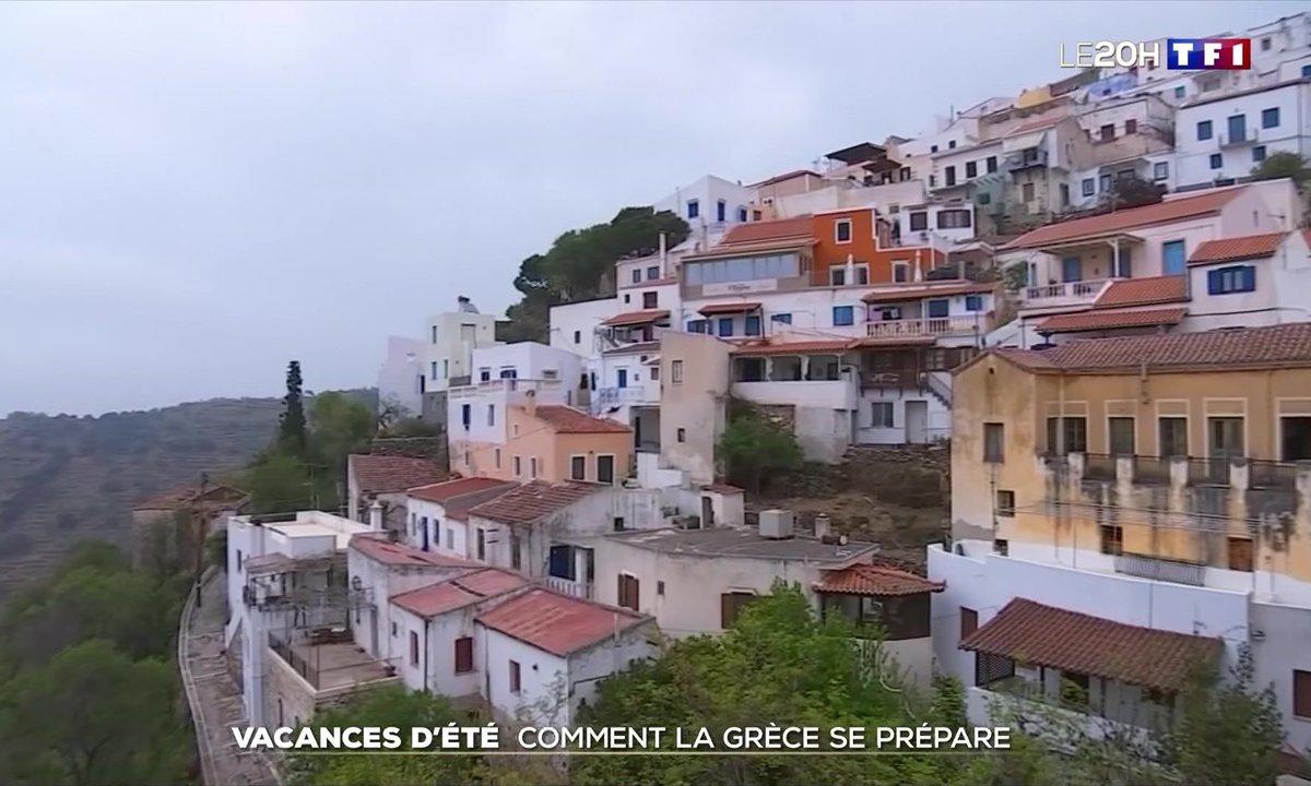 Covid-19 : comment la Grèce tente de relancer le tourisme
