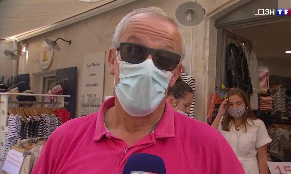 Covid-19 : le masque obligatoire de retour sur l'île de Ré