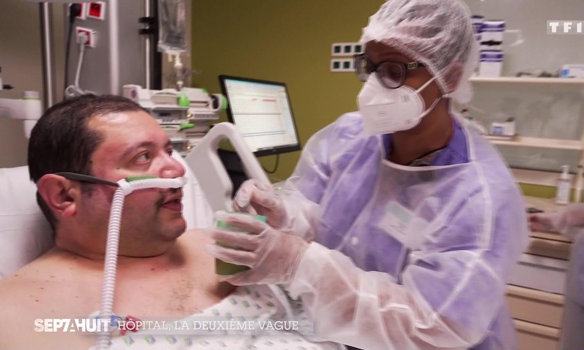 Covid-19 : les hôpitaux et les soignants font face à la deuxième vague
