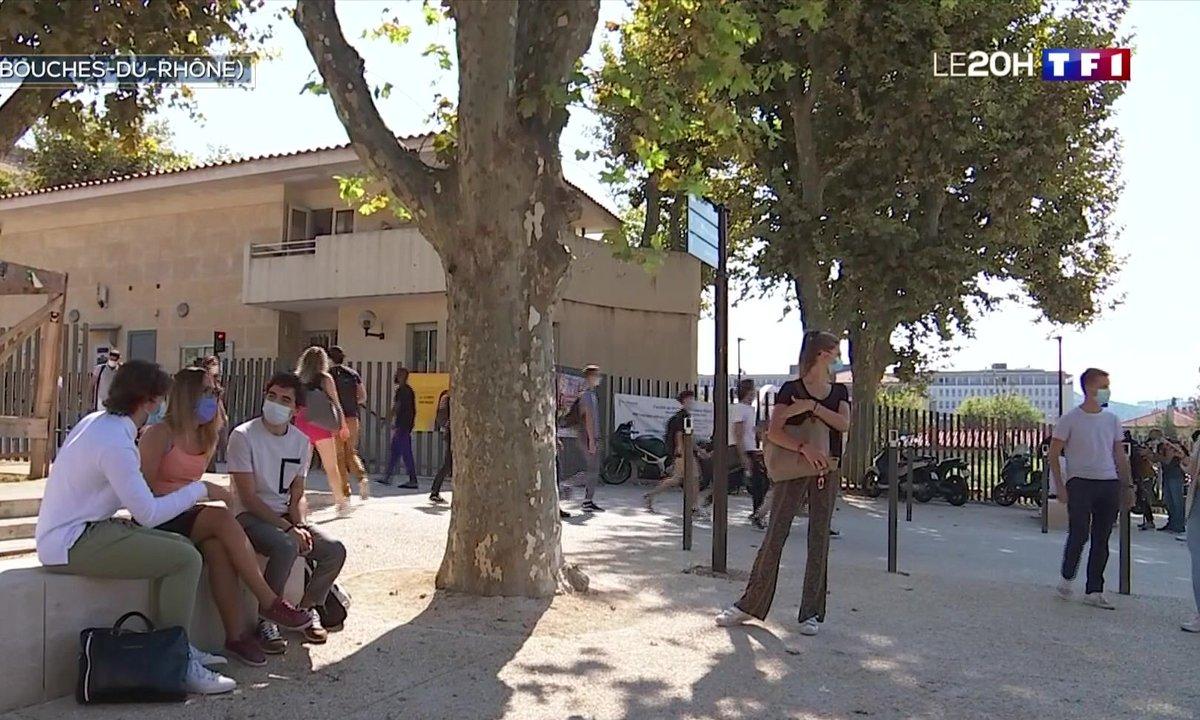 Covid-19 : plusieurs campus fermés à cause de la reprise des contaminations