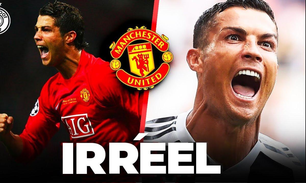 La Quotidienne du 27/08 : Cristiano Ronaldo revient à Manchester Utd !