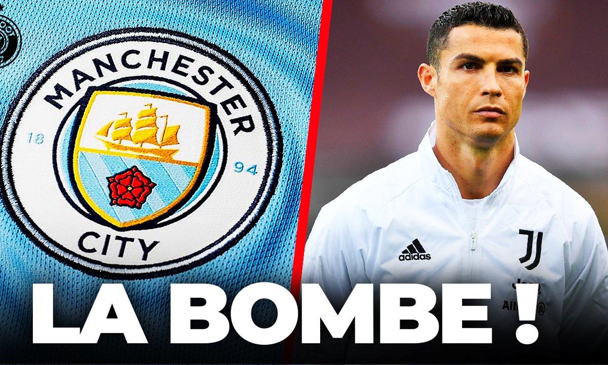 La Quotidienne du 26/08 : Cristiano Ronaldo vers Man City ?