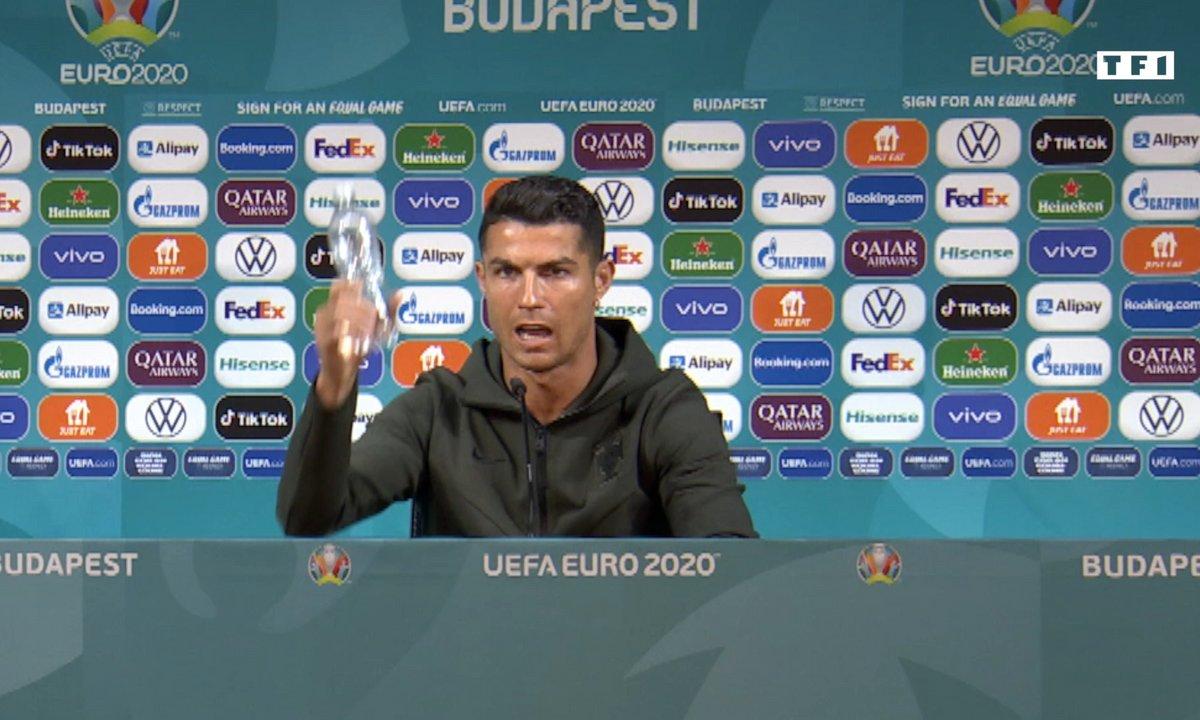 Cristiano Ronaldo intransigeant sur l'hygiène de vie