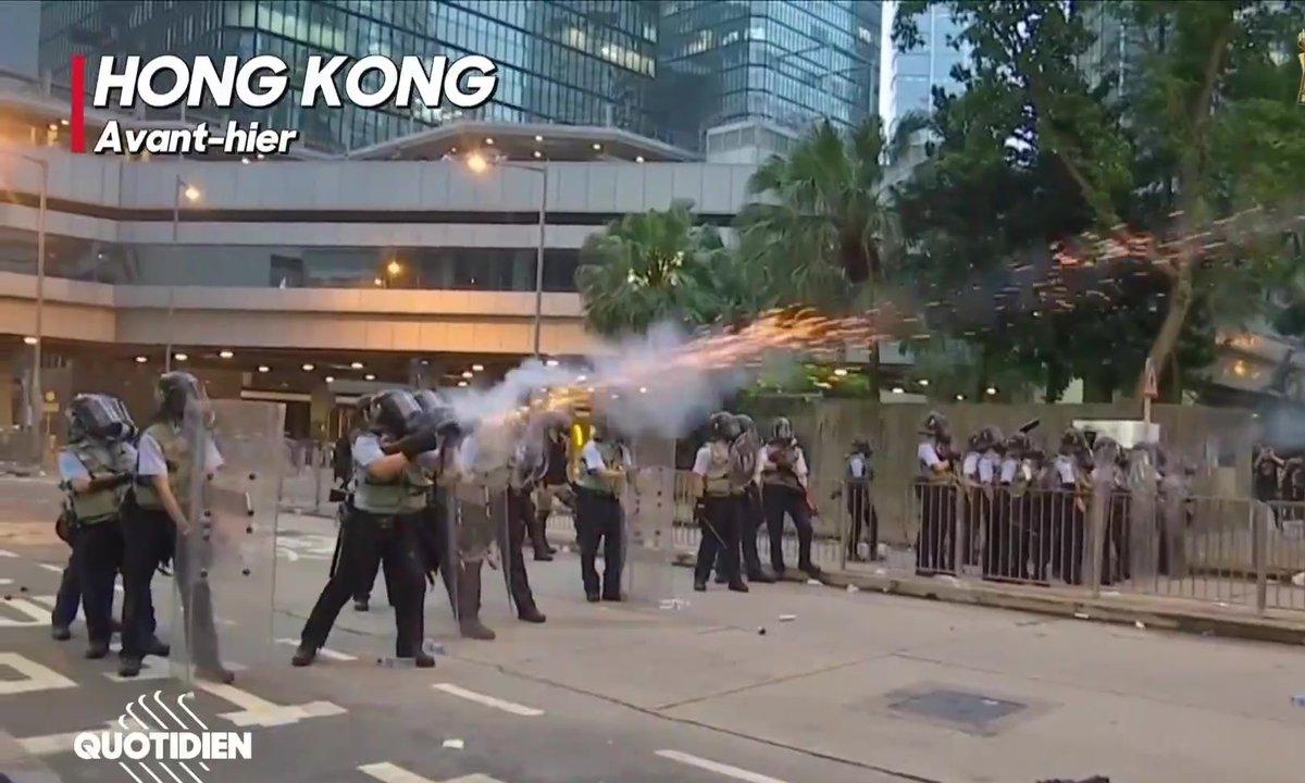 Crise à Hong-Kong : que se passe-t-il ?