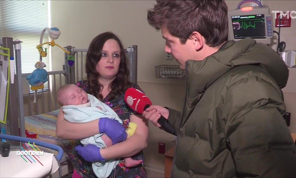 Crise des opioïdes : un bébé accro naît toutes les 25 minutes aux États-Unis